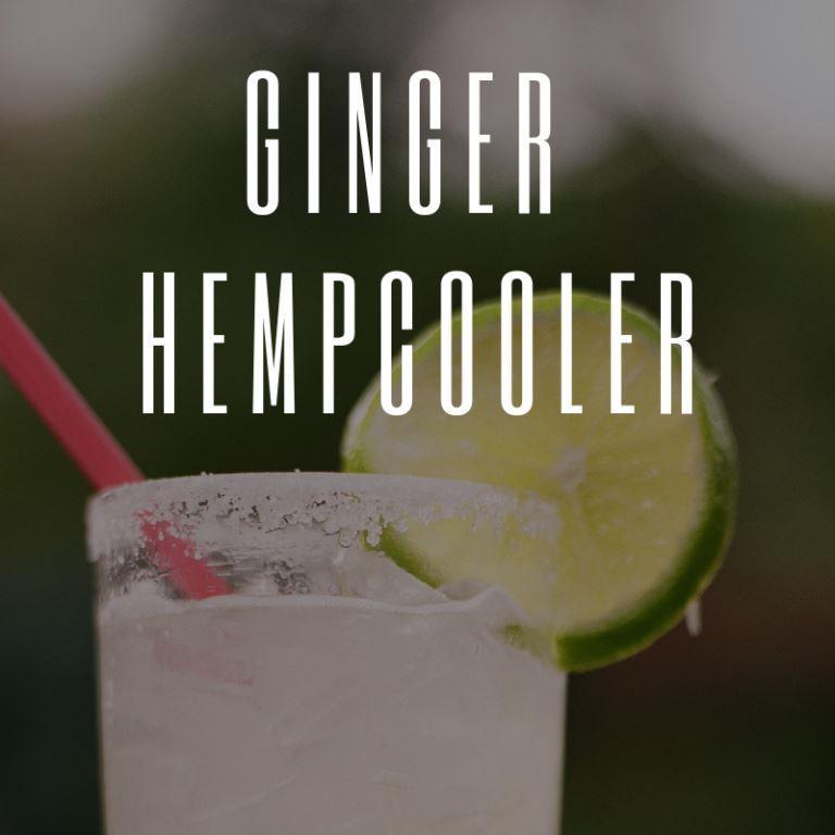 Ginger hempcooler