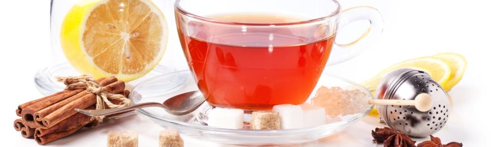 Konopljin čaj z divjo češnjo
